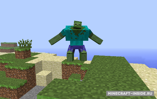 minecraft mutant mod