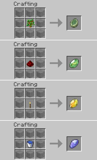 Как сделать железную основу в pixelmon