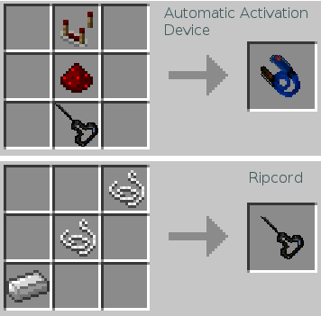 Parachute [1. 12. 2] [1. 11. 2] [1. 10. 2] [1. 7. 10] / моды для майнкрафт.