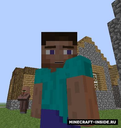Скачать моды анимация игрока на майнкрафт 1. 7. 10.