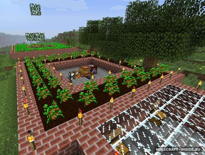Скачать forestry для minecraft 1 7 10