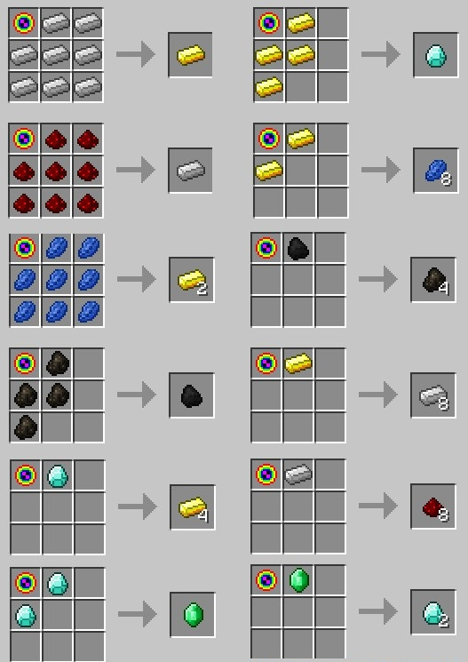 Not enough items (nei) [1. 12. 2] [1. 11. 2] [1. 10. 2] [1. 7. 10] моды.