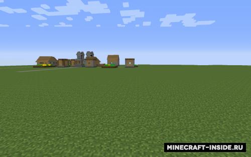 Как в Minecraft сделать плоский мир?