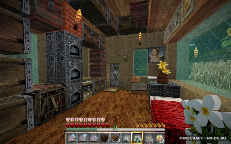 Minecraft 1 2 4 текстуры скачать.