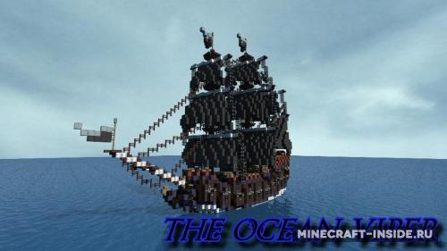 Скачать Карту Для Майнкрафт Пираты - фото 4