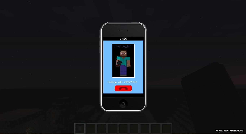 майнкрафт 1.7 на телефон