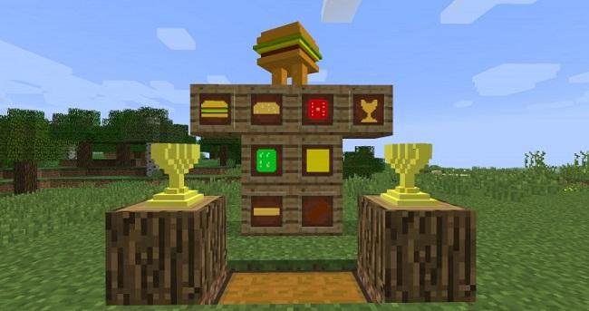Minecraft Mod Видео