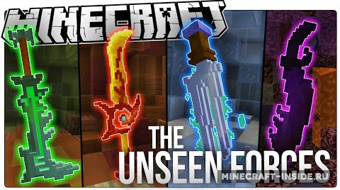 Unseen Forces скачать карту - фото 5