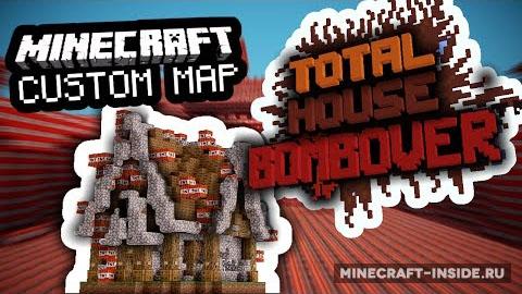 скачать карту total house bombover