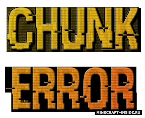 Скачать Карту Error Chunk - фото 2
