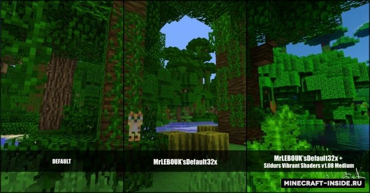 Моды для Minecraft (Майнкрафт) 1.9.4, 1.9, 1.8.9, 1.8, 1.7 ...