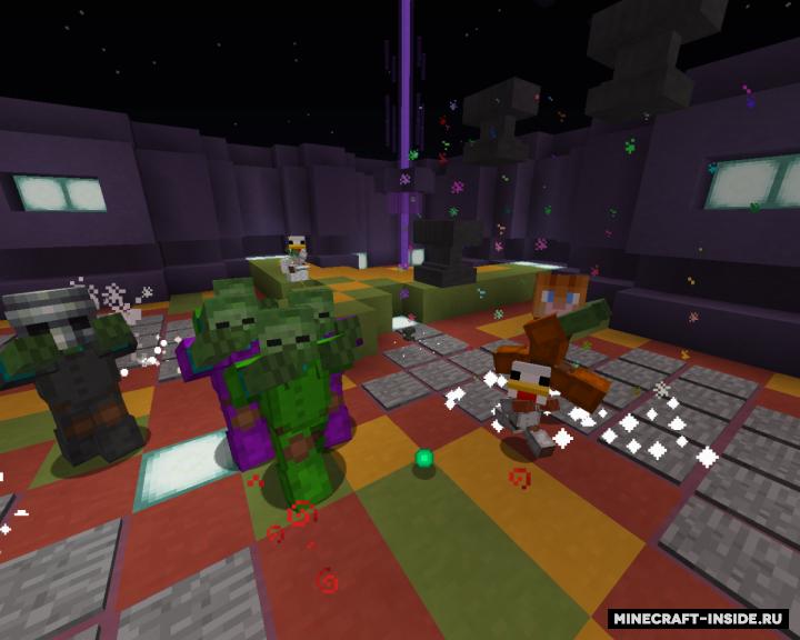 игра как майнкрафт зомби апокалипсис скачать