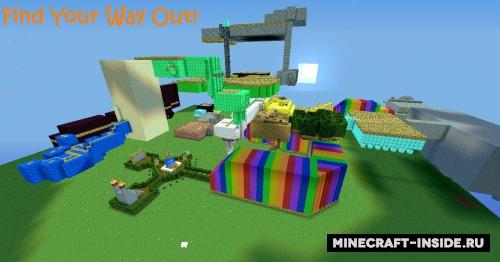 Скачать Карту Пленник Minecraft 2 - фото 9