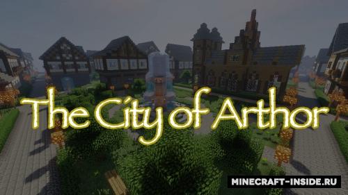 скачать карту город для майнкрафт 1.12 2