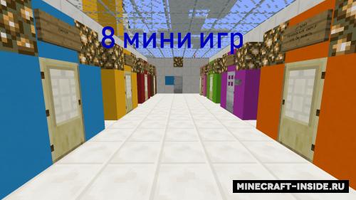 карта прохождение minecraft играть