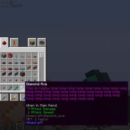 Моды на интерфейс для Майнкрафт 1.16.5 fabric / Minecraft ...