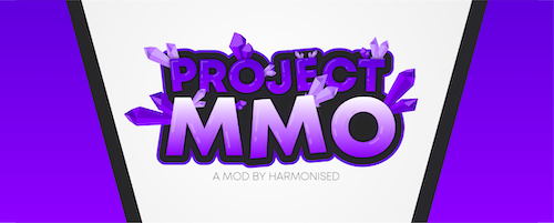 РПГ мод для Майнкрафт 1.16.5 / 1.15.2 (Project MMO)