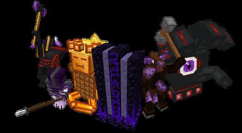 Мод на рпг для Minecraft 1.12.2 (Into The Maelstrom)