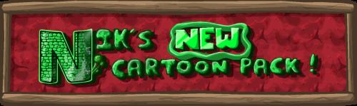 [Текстуры] Nik's New Cartoon [1.16.5]