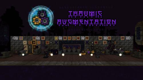 Thaumic Augmentation [1.12.2] / Моды для Майнкрафт / Minecraft Inside