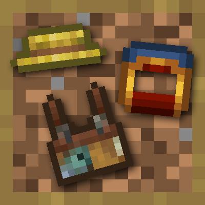 Мод на одежду жителей для Minecraft 1.16.5 (Village Employment)