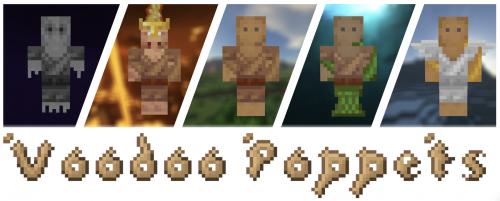 [1.15.2-1.17.1] Voodoo Poppets - куклы вуду